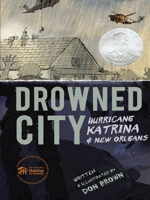 cover image of Drowned City